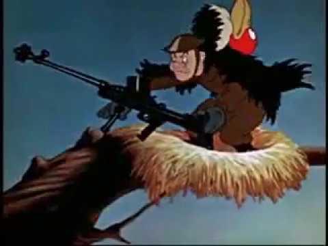 1942, Walt Disney: Stop That Tank!
