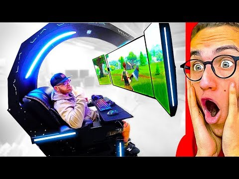 Reacting To WORLD'S MOST EXPENSIVE GAMING SETUPS EVER MADE!