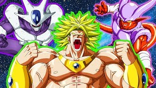 Who Is The BEST Main Antagonist In The Dragon Ball Z Movies?