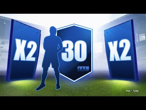 WE PACKED TOTGS! - 30 x 2 PLAYER UPGRADE PACKS! - FIFA 18 Ultimate Team