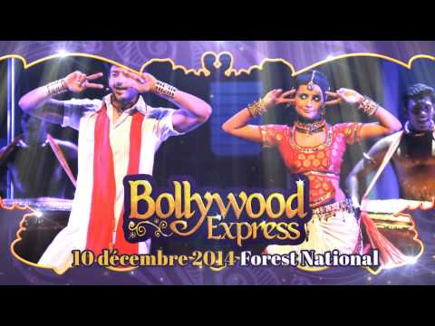 Bollywood Express à Forest National (видео)