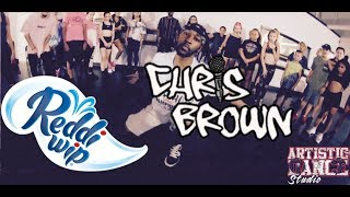 """REDDI WIP"" Chris Brown CHOREOGRAPHY Movelikezay"