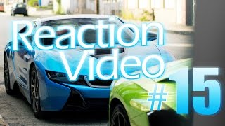 REACTION Video #15:  BMW i8--Oh Sh*t! Oh, Sh*t!! by DoctaM3's Supercars Personified