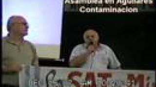 preview picture of video 'Parte3.Plenario por Contaminación de Alumbrera en Aguilares'