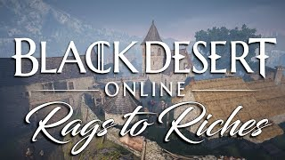 [BDO] Rags to Riches PART 2 - Beginner gearing guide