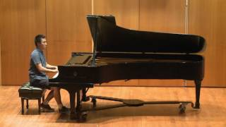English Suite No.2 in A minor, BWV 807, J. S. Bach