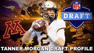 Vikings Draft Profile: Minnesota QB Tanner Morgan