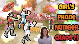 Teammate With Highest Kills Gets Her WhatsApp Number • Challenge • PUBG MOBILE • NotRK
