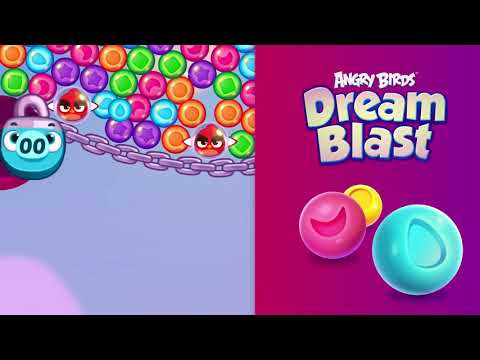 Angry Birds Dream Blast video