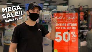 UNBELIEVABLE SALE at The Dubai Mall 2020! Dubai Summer Surprises, DSS, Best Time For Dubai Shopping.