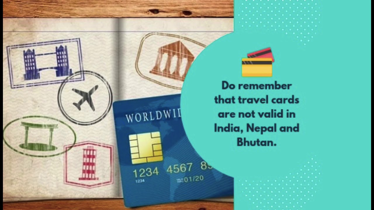 Best Travel Card in India