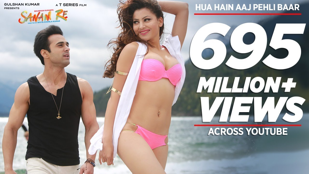 hua h aaj pehli baar lyrics - Arman Malik & palak muchal Lyrics | lyrics for romantic song