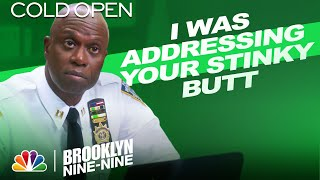 Cold Open: Jake's Stinky Butt Writes an Email - Brooklyn Nine-Nine