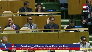 the UNstory Americans No Closer To Cuban Cigars and Rum!