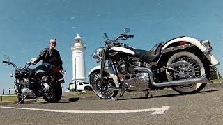 Harley Davidson - Jamberoo to Kiama, - Born to be Wild - Krokus