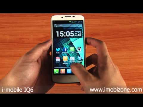 Review i-mobile IQ6