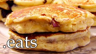 Professional Chefs Best Pancakes Recipe!