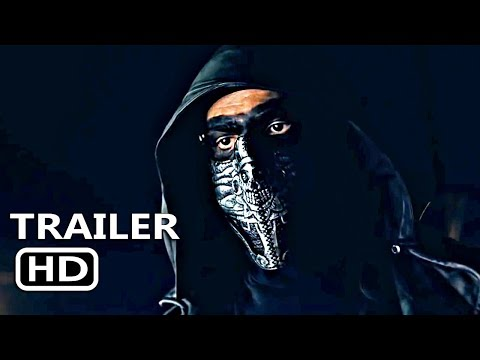 El Chicano Official Trailer 2019 Superhero Movie