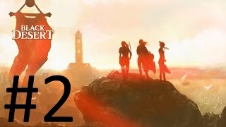 Black Desert - Приключения Нуба в неведомом мире (1) Премиум, сбор и покупка кошки