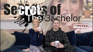 Secrets of The Bachelor - Your Questions Answered *We will get in trouble for this*