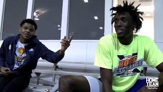 Nassir Little Vs. Ronaldo Segu! PART 2.. Rondo's REVENGE! 1 On 1 On 1 Game