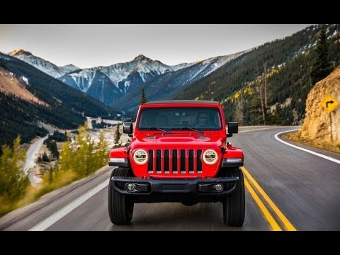 Amazing!!!… 2018 Jeep Wrangler preview ON THE SPOT