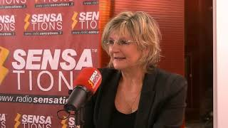 Interview chez Radio Sensations