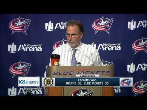 Gotta See It: Tortorella ready to burn game tape after slopfest between Blue Jackets & Bruins