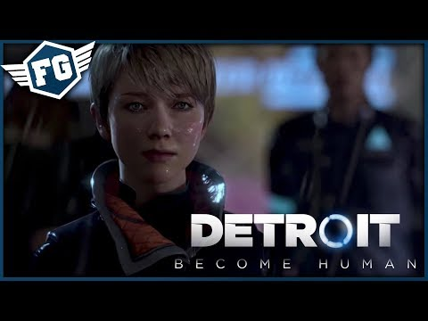Detroit: Become Human - Sestřih [Highlights]