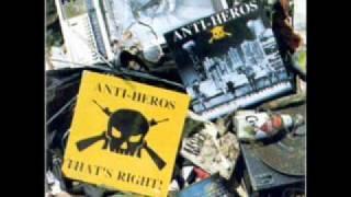 ANTI HEROS   Disco Riot