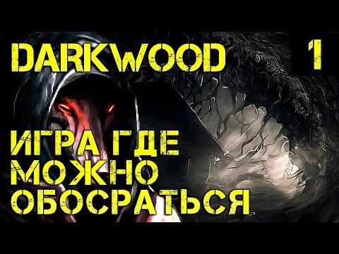 Darkwood - обзор, прохождение. Очень атмосферная survival horror игра. Пролог и 1 день #1
