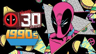 The Story Behind The Merc with the Mouth & Deadpool's First Ongoing Title!