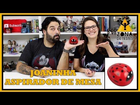 JOANINHA ASPIRADOR DE MESA
