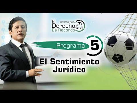 EL SENTIMIENTO JURÍDICO - EDR #5