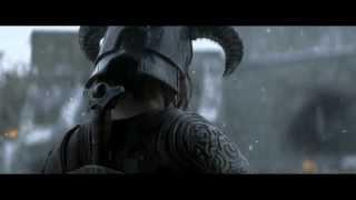 Клип по игре Скайрим