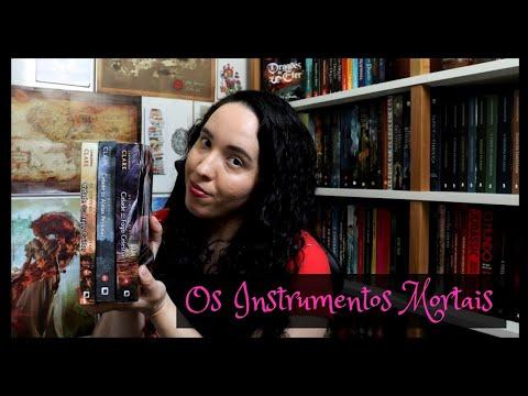 Os Instrumentos Mortais (Parte 2), Cassandra Clare | Raíssa Baldoni