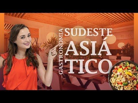 Conheça a gastronomia do Sudeste Asiático