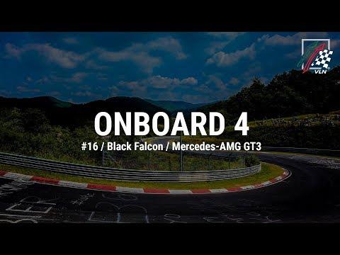 Onboard 4: #16 / Black Falcon / Mercedes-AMG GT3