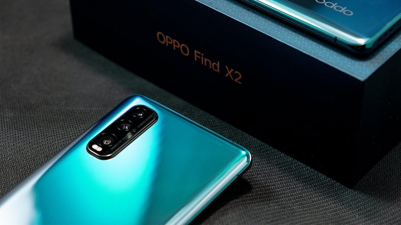 Oppo Find X2 quá đã, bỏ ra 24 triệu thực sự đáng!!!