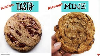 how to make perfect chocolate chip cookies buzzfeed
