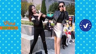 Funny Videos 2018 ● Top Funny a Girl Compilation