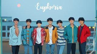 BTS Euphoria   Speedpaint