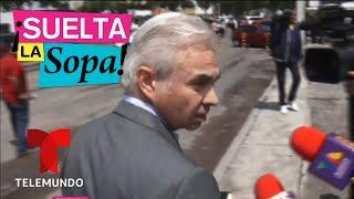 Antonio Collado Desmiente A Yadhira Carrillo   Suelta La Sopa   Entretenimiento