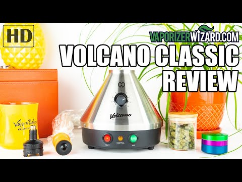 Volcano Vaporizer Review & Tutorial – VaporizerWizard.com