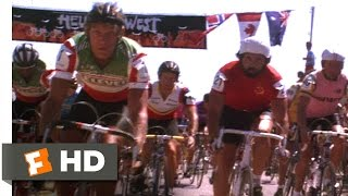 American Flyers (1985) - The Race Begins Scene (5/9)   Movieclips