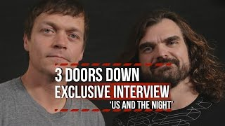 3 Doors Down Talk 'Us and the Night' Album