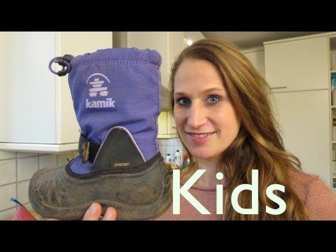 Tipps, Tricks und MutterLandrand - Winter KidsKlamotte