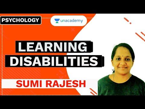 LDC | Psychology | Learning Disabilities | Kerala PSC 2020 | Sumi Rajesh