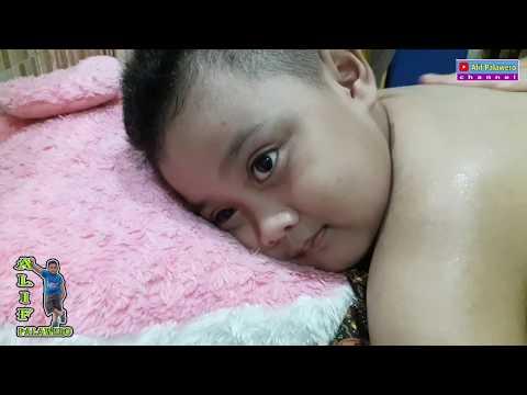 Pijat Balita || Massage for children ---Alif PW