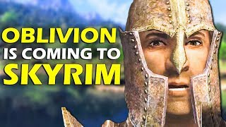 Skyblivion Is The Oblivion Remake We Need